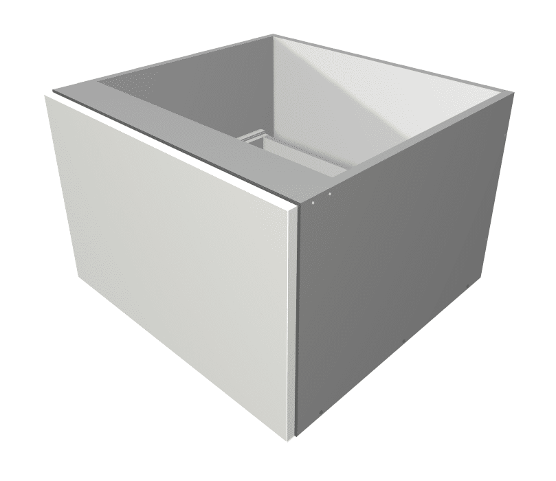 Budget - 1 Drawer Base Cabinet