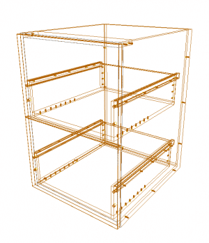 Quick kitchens kitchen cabinets draws