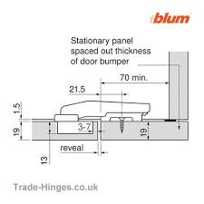 Blum Blind Corner Hinge Quick Kitchens