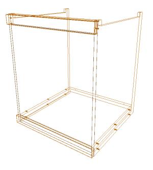 Flexipanel - Oven Base Cabinet