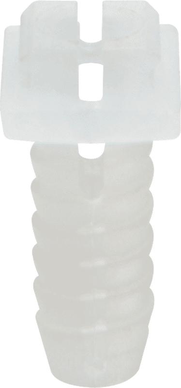 Hinge Plate Split E Dowel - Pack of 100