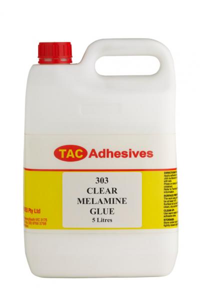 Quick kitchens glue melamine clear
