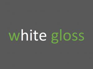 White Gloss Range
