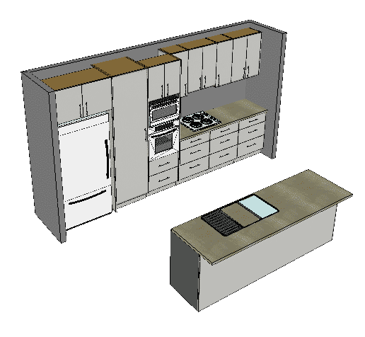 Flatpack or Assembled Cabinets