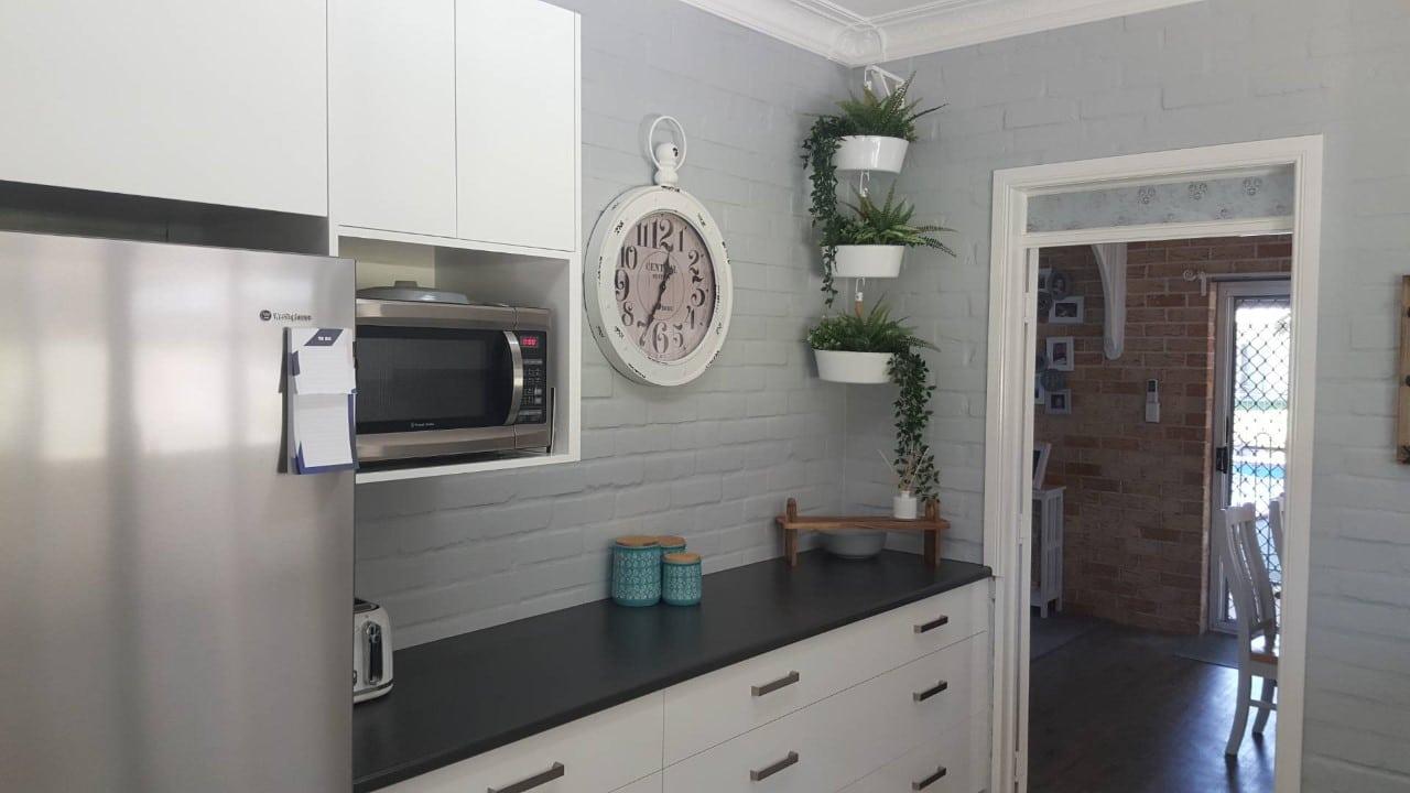flat pack kitchens - quick kitchens