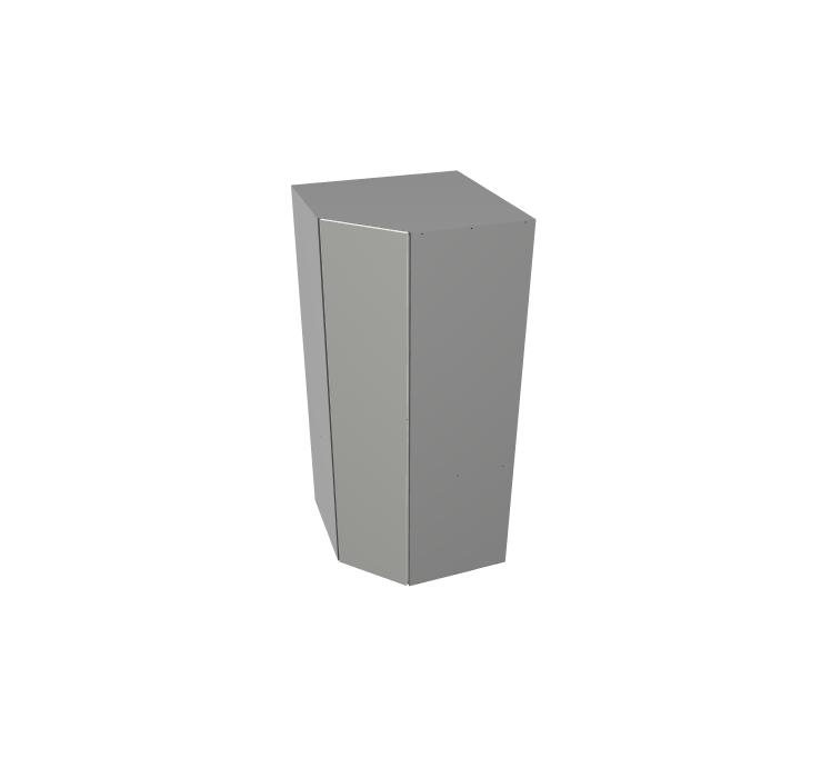 Budget - Corner Pantry Cabinet