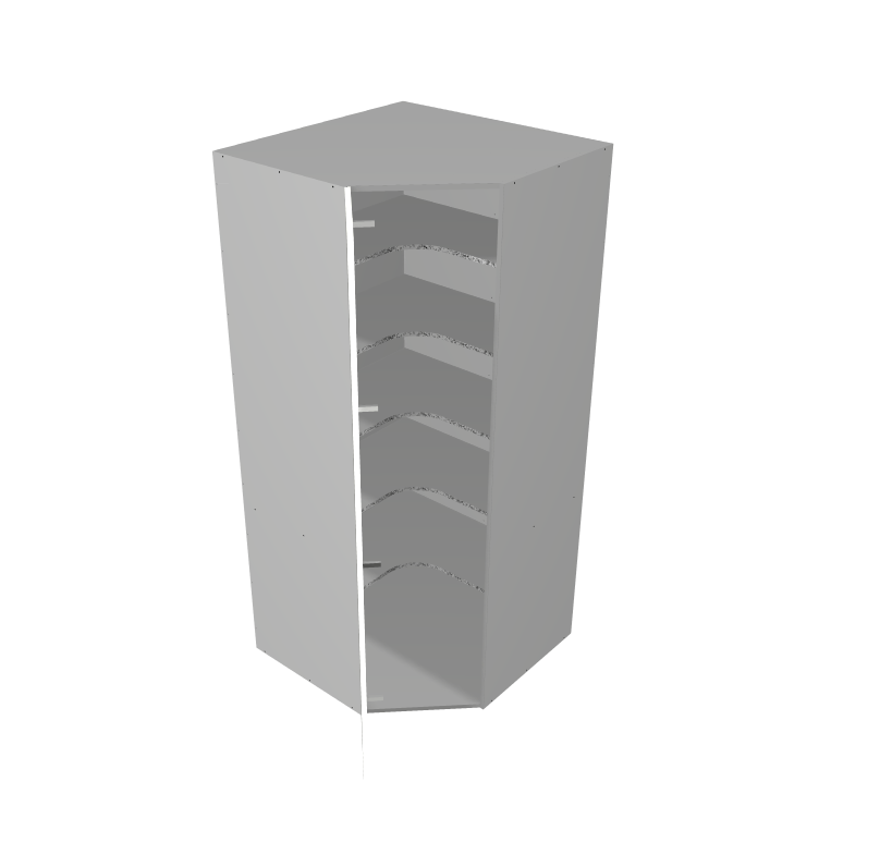 Flexipanel - Corner Pantry Cabinet