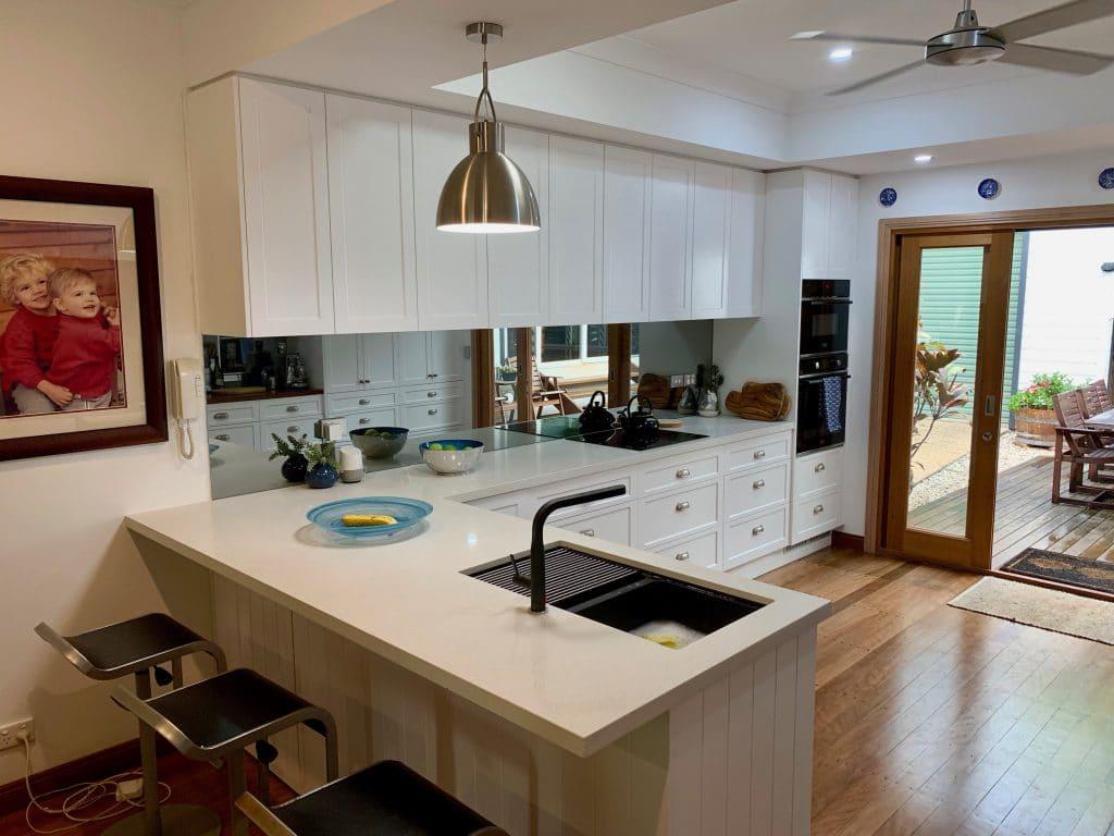 Kitchen Renovation cabinet maker
