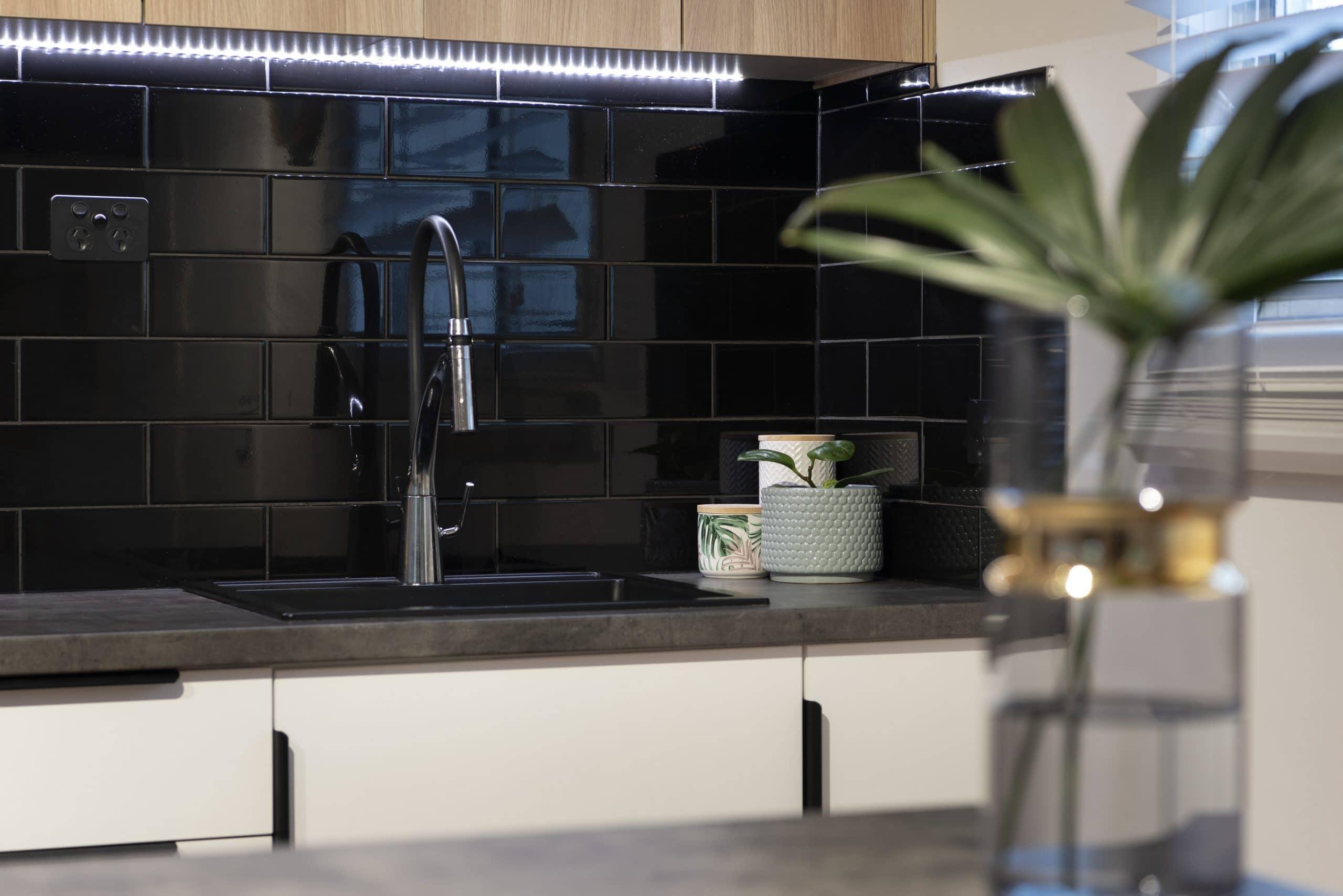 Laminate benchtops Quick Kitchens